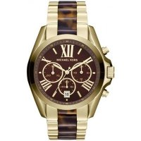 8ff0690977f7 【2トーン】正規品 Michael Kors マイケルコース Bradshaw ブラッドショー 腕時計 レディース MK5696