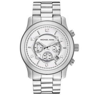 f741b3e8a74a Michael Kors マイケルコース RUNWAY ランウェイ メンズ 腕時計 MK8086 ...