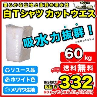 C:中古Tシャツ(白)【50kg】