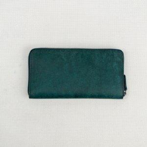 ラウンドウォレット(財布) イタリア植物タンニンなめし革・プエブロ/ペトローリオ