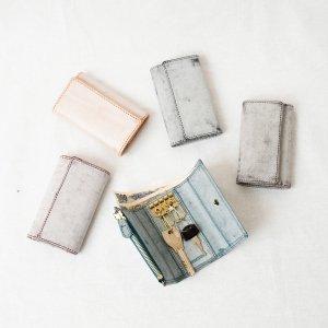 キーケース&財布 Quattro(クワトロ) ゴースト