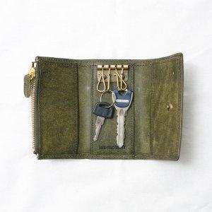 【数量限定】キーケース&財布 Quattro(クワトロ)/プエブロオリーバ