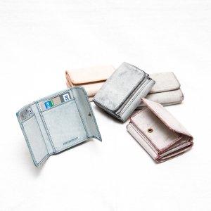三つ折り財布 tino(ティノ)ゴースト