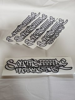 Southsiiiiide original sticker