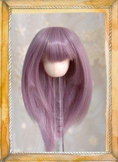 4inch姫シャギー(ミックスラベンダー)