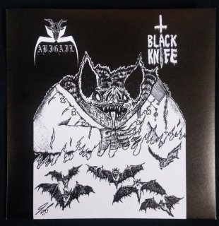 ABIGAIL / BLACK KNIFE - SPLIT EP