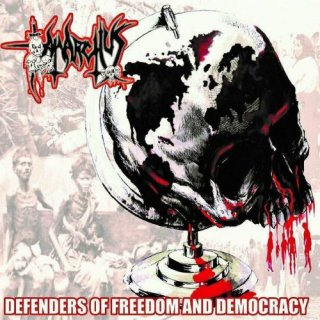 "ANARCHUS ""Defenders of Freedom and Democracy"" (Paper sleeve triple gatefold CD)"