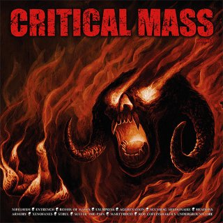 "VARIOUS / オムニバス ""Critical Mass Volume 3"
