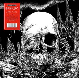 "BUTCHER ABC ""North of Hell"" LP (REGULAR BLACK VINYL)"