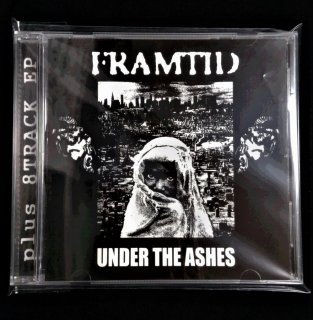 "FRAMTID ""Under The Ashes + 8 Track EP"" (REPRESS)"