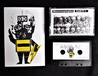 GUILTY C./ MACRONYMPHA - SPLIT TAPE