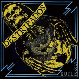 "DESTRIPADOS ‎""Gutless"" LP"