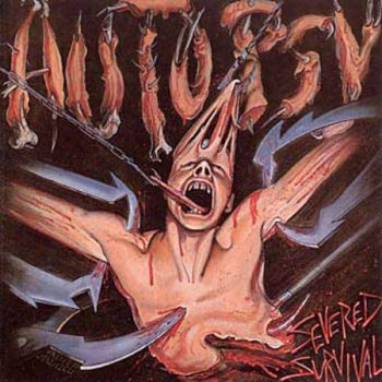 "AUTOPSY ""Severed Survival"" LP (REISSUE)"