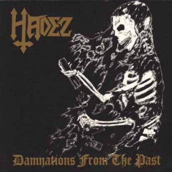 "HADEZ ""Damnations From The Past"" CD"