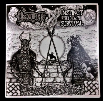 INSTINCT OF SURVIVAL / FATUM - SPLIT EP