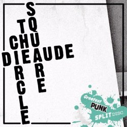 SQUARE THE CIRCLE / DIEAUDE - SPLIT CD