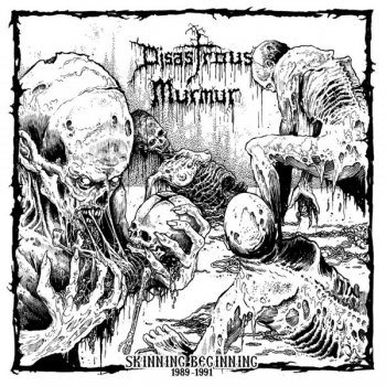 "DISASTEROUS MURMUR ""Skinning Beginning 1989 - 1991"" CD"