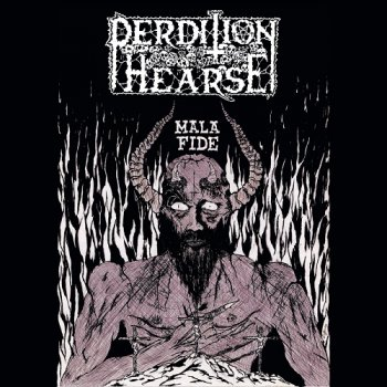 "PERDITION HEARSE ""Mala Fide"" LP"