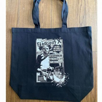 FEROCIOUS X - Tote Bag (Ltd.)