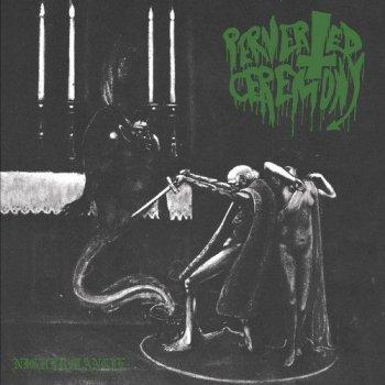 "PERVERTED CEREMONY / WITCHCRAFT ""Nighermancie / Black Candle Invoker"" SPLIT LP"