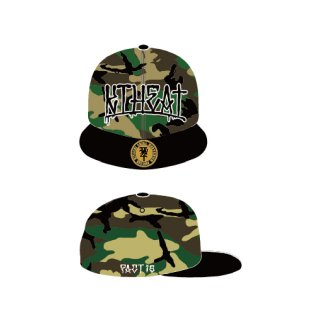 FACT - KTHEAT TOUR 2015 公式グッズ SNAPBACK CAP (Camouflage/Free)