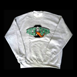 FACT - 公式 スウェット / Rock-O-Rama 2014 sweat shirts ( long sleeves・gray)