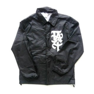 FACT - 公式グッズ コーチジャケット(黒)/ Coach jacket (BLACK)