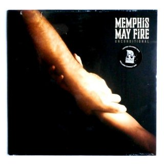 MEMPHIS MAY FIRE -【限定1200/US盤レコード】UNCONDITIONAL Vinyl LP+CD/1200-TAN