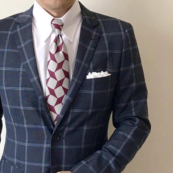 GUY ROVER(ギローバー)WHITEコットンピンオックス/タブカラーシャツ