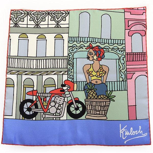 Kinloch (キンロック) / キューバ・ハバマの街並みとハバナ人 / チーフ メインイメージ