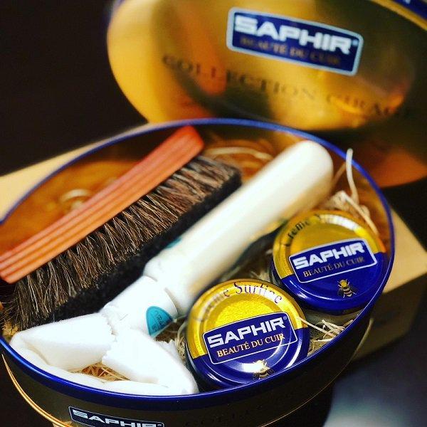 SAPHIR(サフィール)シューケアコレクションIIスタンダードセット メインイメージ