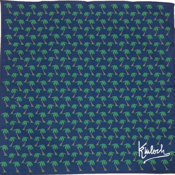 Kinloch (キンロック) / キューバ・ヤシの木 / ハンカチ メインイメージ