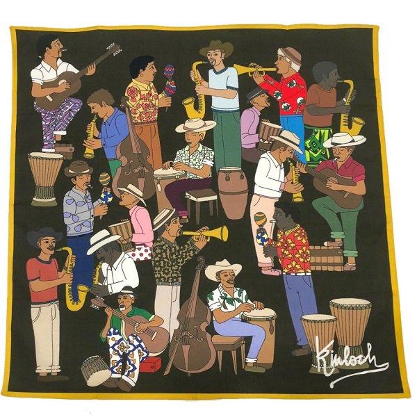 Kinloch (キンロック) / キューバ・ミュージシャン / ハンカチ メインイメージ