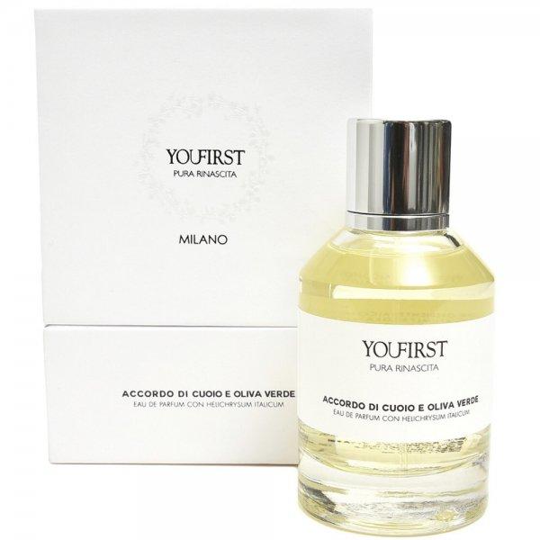 YOU FIRST ( ユーファースト ) オードパルファム 香水 VELVET WOODS ( ヴェルヴェットウッズ ) 100ml メインイメージ