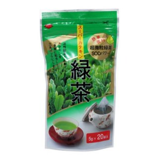 スーパーカテキン 緑茶