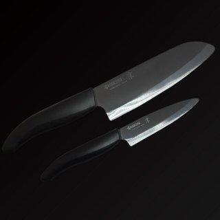 京セラ セラミックナイフ黒刃セット
