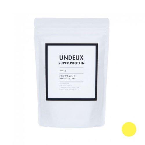 UNDEUX(アンドゥ)ソイプロテイン 女性用(レモンヨーグルト味)300g