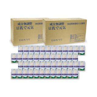 【カタログ掲載品 TG-02】豆乳で元気 24本入(2箱まとめ買い)送料無料