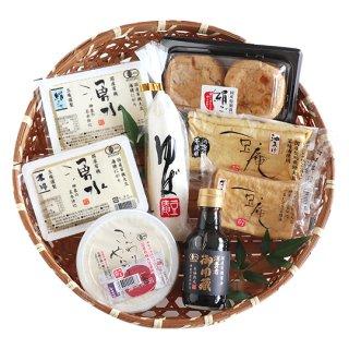 【カタログ掲載品 TAF-16】豆庵 生ゆば・豆腐詰合せ