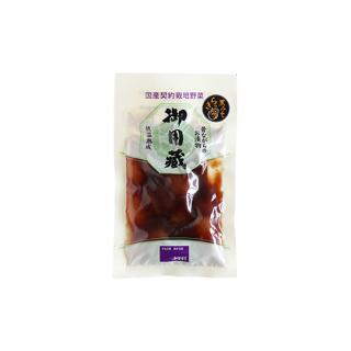 黒味噌らっきょう漬 100g   CM-05