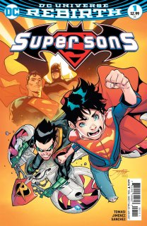 SUPER SONS #1