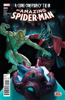 AMAZING SPIDER-MAN #24 CC