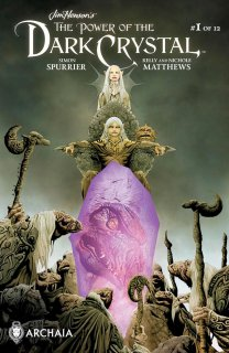 JIM HENSON POWER OF DARK CRYSTAL #1 (OF 12)