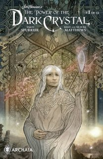 JIM HENSON POWER OF THE DARK CRYSTAL #1 (OF 12) SUBSCRIPTION