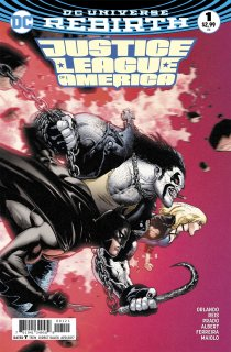 JUSTICE LEAGUE OF AMERICA #1 VAR ED