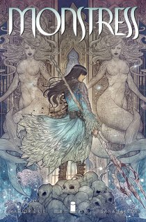 MONSTRESS #10 (MR)