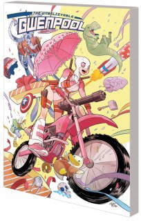 GWENPOOL TP VOL 01 BELIEVE IT