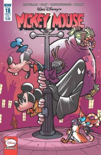 MICKEY MOUSE #18 SUBSCRIPTION VAR