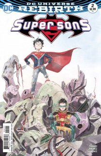 SUPER SONS #2 VAR ED