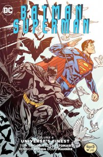 BATMAN SUPERMAN HC VOL 06 UNIVERSES FINEST